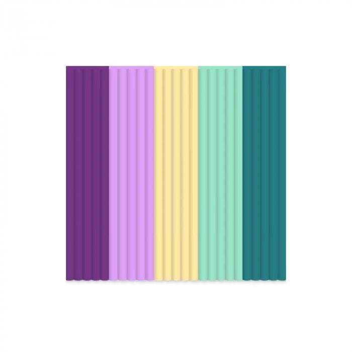 Set filamente ABS 3Doodler Create - multicolor MIX 17 [0]