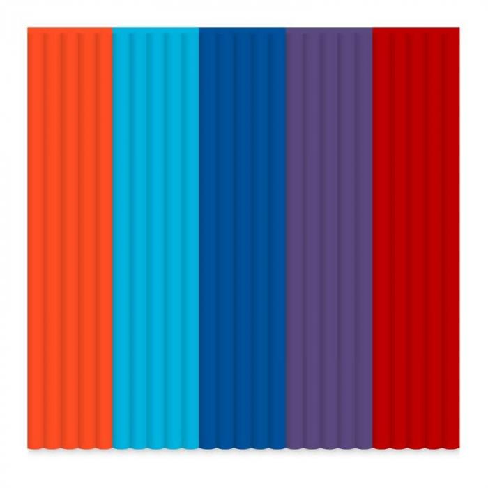 Set filamente ABS 3Doodler Create - multicolor MIX 7 [0]