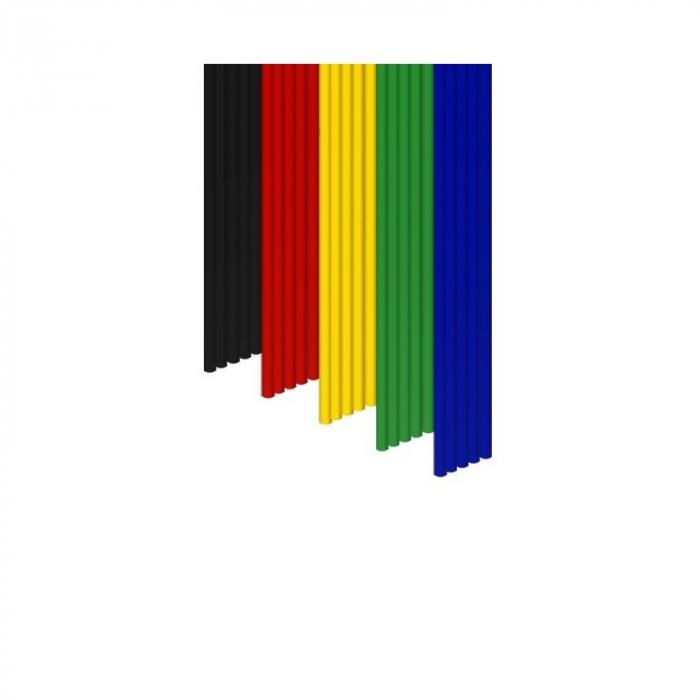 Set filamente ABS 3Doodler Create - multicolor MIX 1 Essential [0]