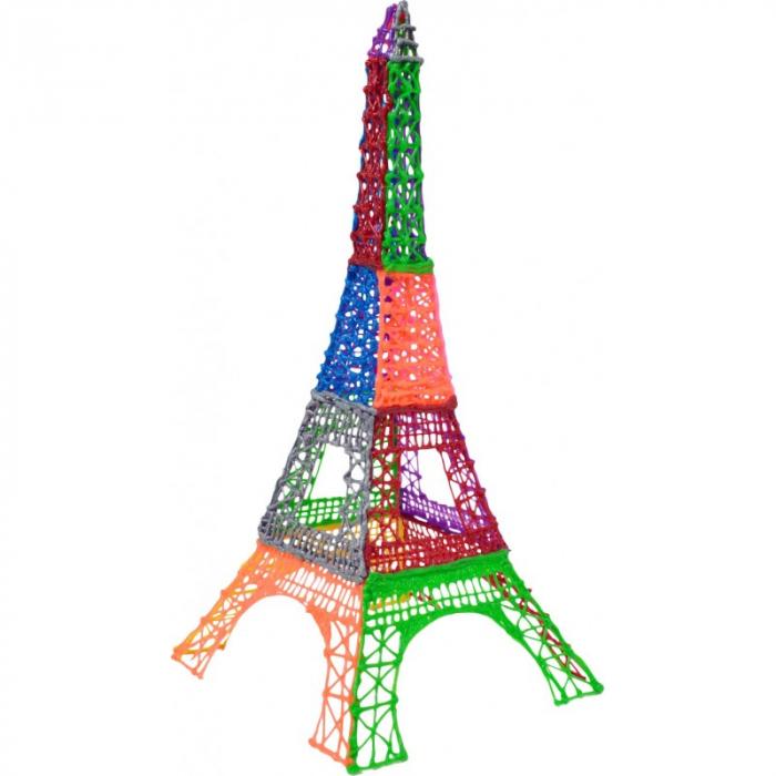 Set filamente multicolore pentru creion 3D 3Doodler Start [2]