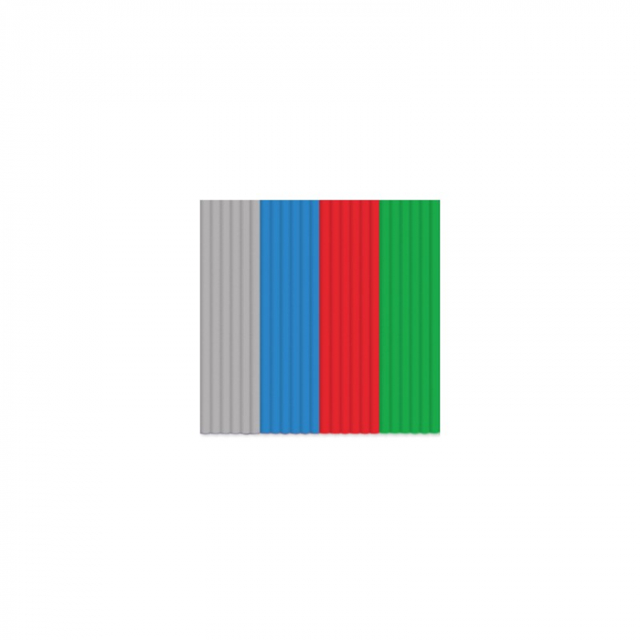 Set filamente multicolore pentru creion 3D 3Doodler Start [10]
