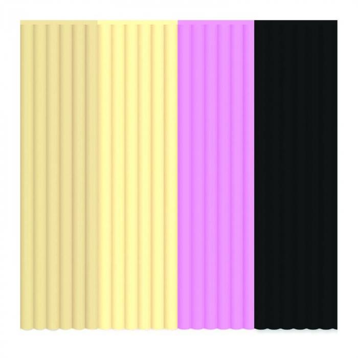 Set filamente multicolore pentru creion 3D 3Doodler Start - [8]