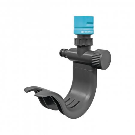 Suport perete pentru furtun cu adaptor pentru robinet Cellfast [0]