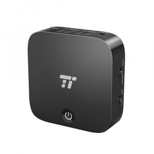 Transmitator si Receptor Audio Bluetooth TaoTronics TT-BA09 Portabil, Bluetooth 4.1, aptX, Cablu Optic & Jack 3.5mm [0]