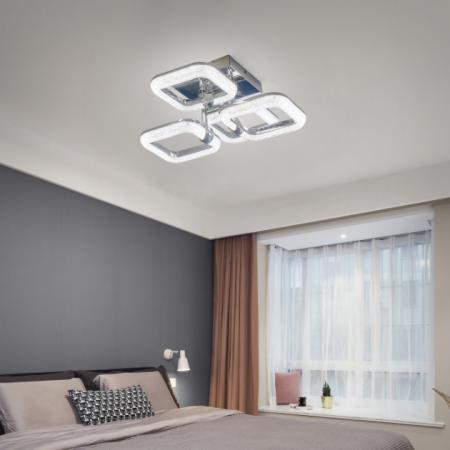 Kelektron Lampa LED Frame IP20 SUP. 64W K2RC DIM CH. [1]