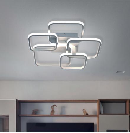 Kelektron Lampa LED FRAME IP20 SUP. 60W 30K W. [1]