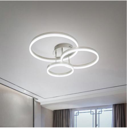 Kelektron Lampa LED HOOP IP20 SUP. 80W 30K W. [1]