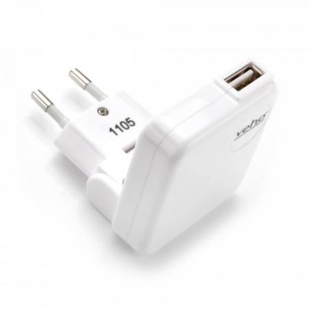 Adaptor priza Veho pentru dispozitive cu incarcare USB [0]
