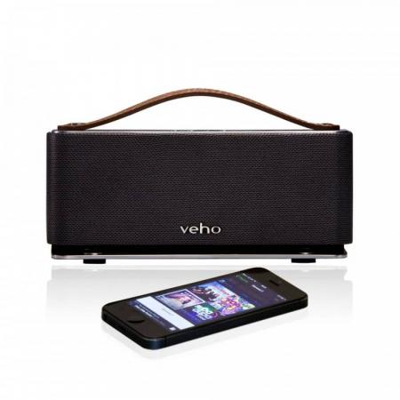 Boxa portabila wireless Bluetooth Veho M6 Retro [4]