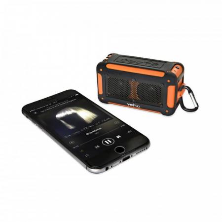 Boxa portabila wireless Veho Vecto Mini rezistenta la apa [3]