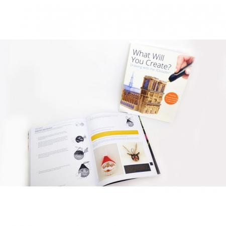 Carte proiecte, modele si instructiuni pentru creion 3D 3Doodler Create - Copie [3]