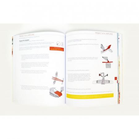 Carte proiecte, modele si instructiuni pentru creion 3D 3Doodler Create - Copie [2]