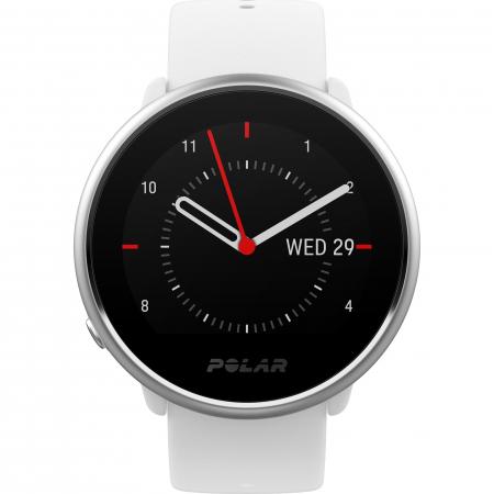 Ceas smartwatch Polar Ignite White/Silver marime S [4]