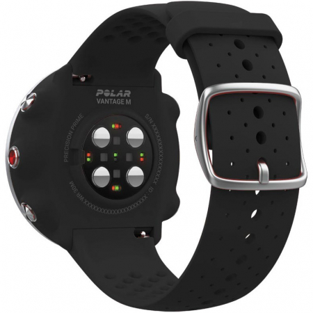 Ceas smartwatch Polar Vantage M, GPS, Medium/Large, Black [1]