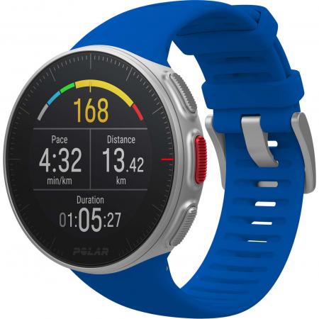 Ceas smartwatch Polar Vantage V, GPS, Blue