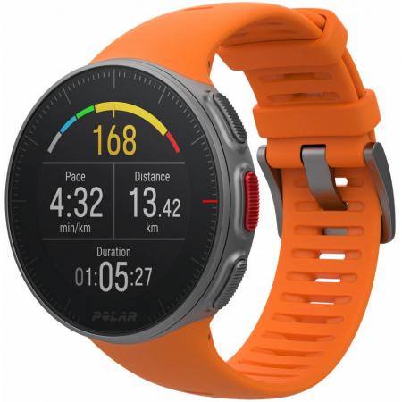 Ceas smartwatch Polar Vantage V, GPS, Senzor H10 HR, Orange [0]