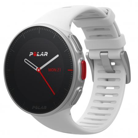 Ceas smartwatch Polar Vantage V, GPS, Senzor H10 HR, White [0]
