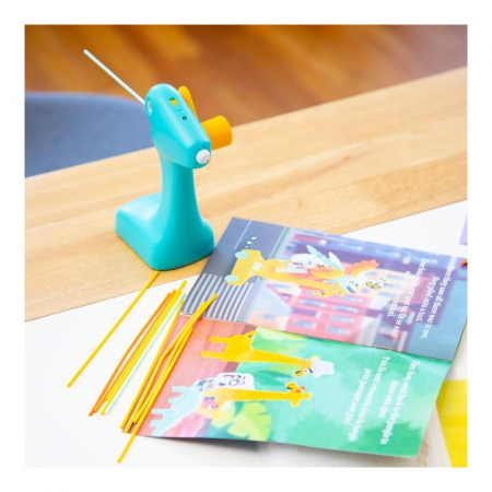 Creion 3D pentru copii 3Doodler 3D Build and Play 4+ [6]