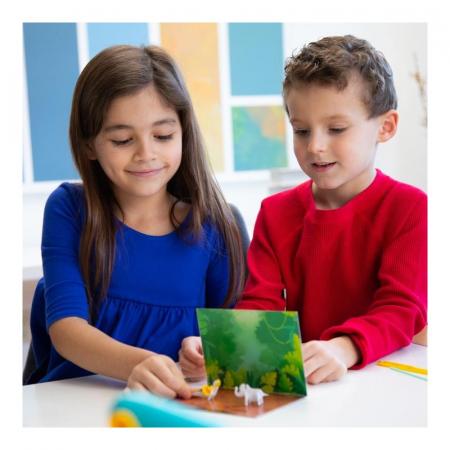 Creion 3D pentru copii 3Doodler 3D Build and Play 4+ [5]