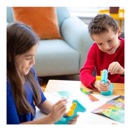 Creion 3D pentru copii 3Doodler 3D Build and Play 4+ [3]