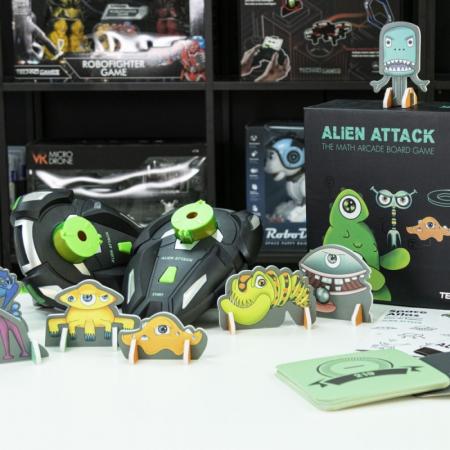 Jucarie interactiva Juguetronica Alien Attack [3]