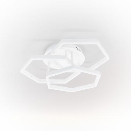 Kelektron Lampa LED HONEY IP20 SUP. 50W 30K W. [0]