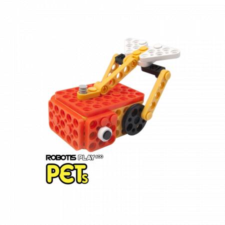 Kit robotic educational Robotis Play 600 PETs [3]
