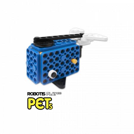 Kit robotic educational Robotis Play 600 PETs [4]