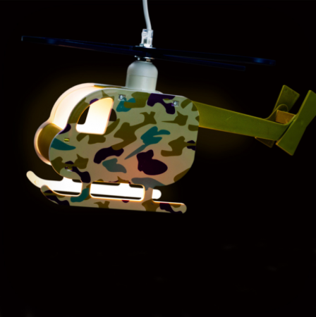 Lampa Elicopter [4]