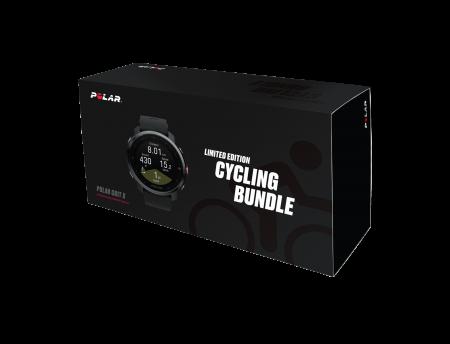 Polar Grit X Black M/L  Pachet bicicleta [0]