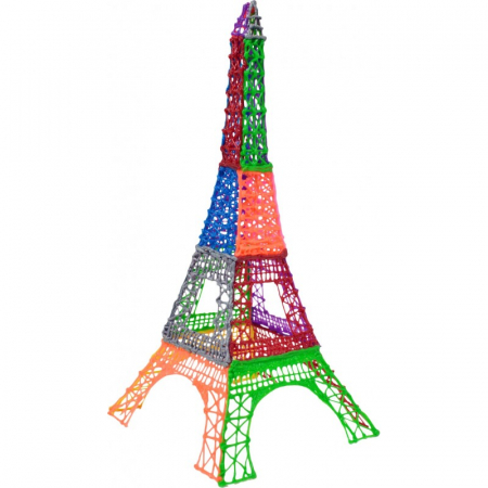 Set filamente multicolore pentru creion 3D 3Doodler Start - [3]