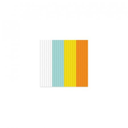 Set filamente multicolore pentru creion 3D 3Doodler Start [0]