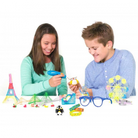 Creion 3D 3Doodler Start + pentru copii 6+ vers 2021 [2]