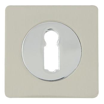 Maner usa de interior, Jaro-Q, cu rozeta patrata [1]