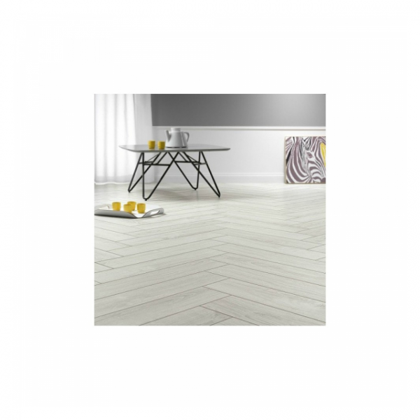 Parchet laminat, Alsapan, Herringbone, Polar Oak, 12 mm, 4V, 5G 0