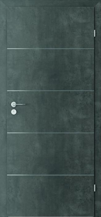 Usa Porta Doors, Line, model E.1 1