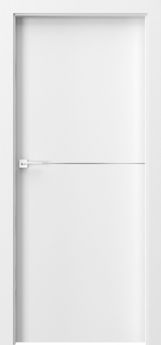 Usa Porta Doors, Desire UV, model 3, insertii argintii 1