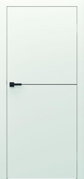 Usa Porta Doors, Desire UV, model 3, insertii negre 0