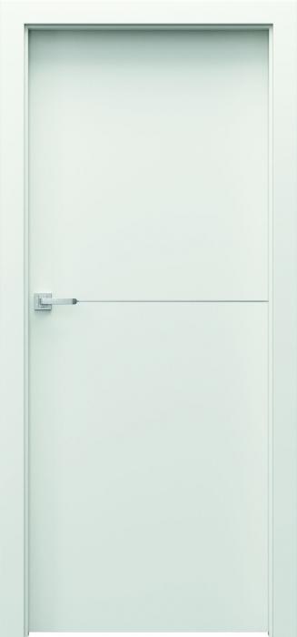 Usa Porta Doors, Desire UV, model 3, insertii argintii 3