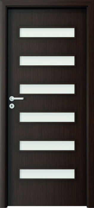 Usa Porta Doors, Fit, model F.6 1