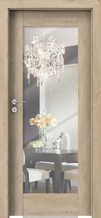 Usa Porta Doors, Inspire, model A.1 cu oglinda 0