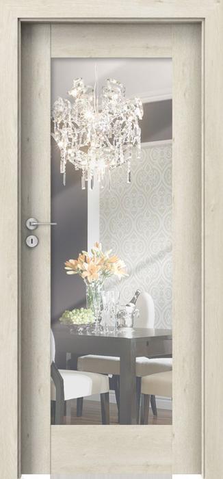 Usa Porta Doors, Inspire, model A.1 cu oglinda 1