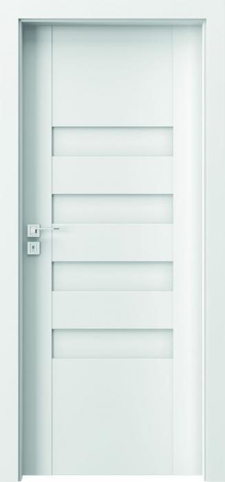 Usa Porta Doors, Concept, model H.0 0