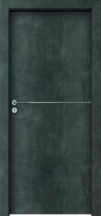 Usa Porta Doors, Line, model F.1 1