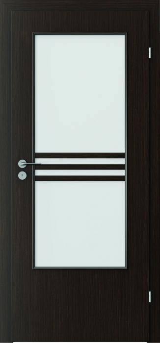 Usa Porta Doors, Stil, model 3 0