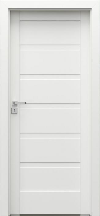 Usa Porta Doors, Verte Home, model H.0 2