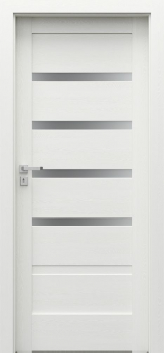 Usa Porta Doors, Verte Home, model H.4 2