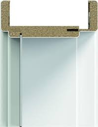 Toc tunel reglabil Porta Doors, grupa B, 95 - 115 mm 0