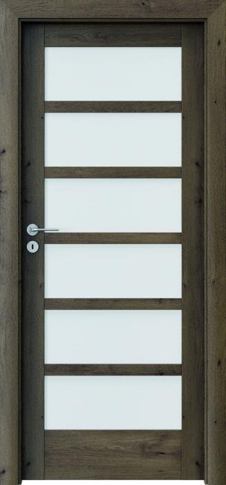 Usa Porta Doors, Verte Home, model A.6 2