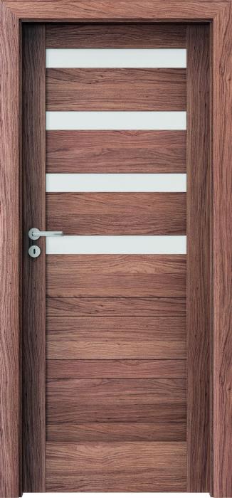 Usa Porta Doors, Verte Home, model D.4 2